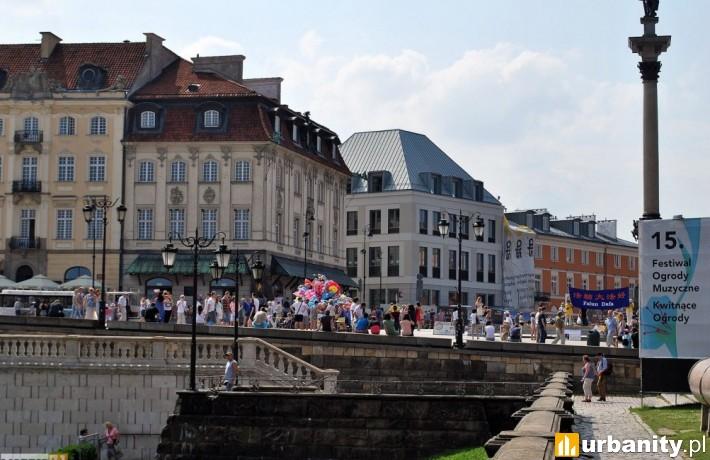 Plac Zamkowy - Business with Heritage na Starym Mieście