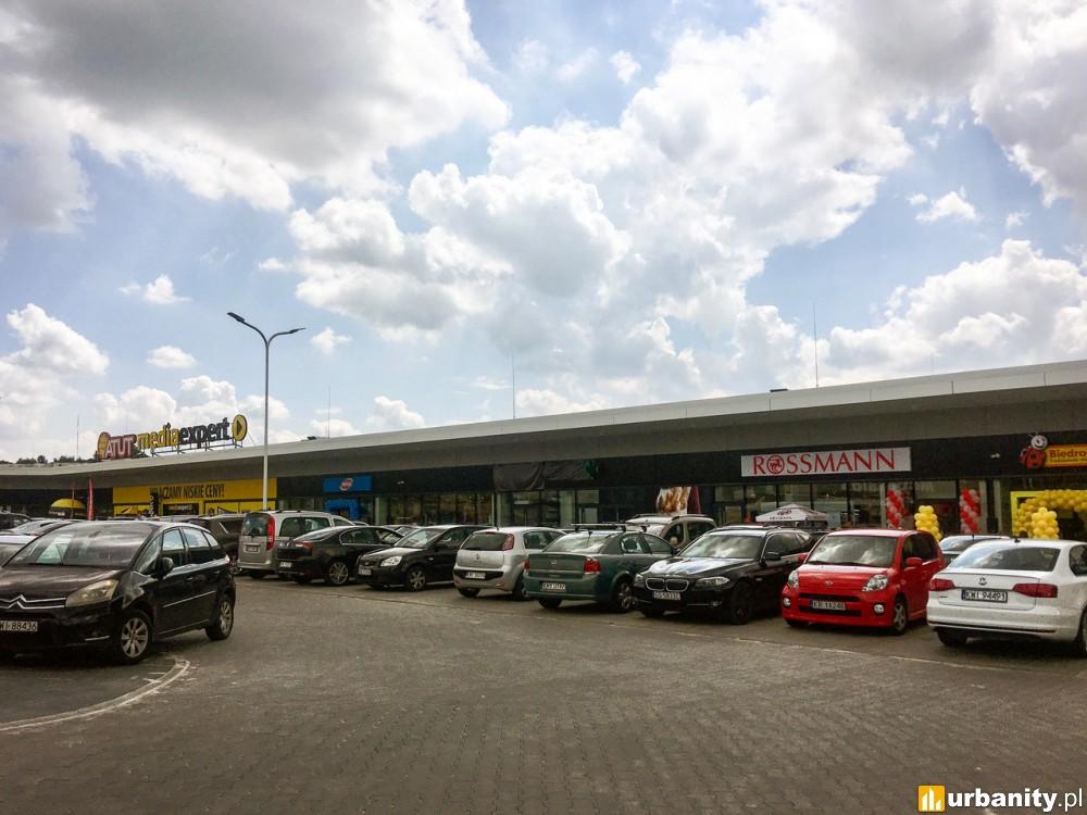 Wieliczka z nowym parkiem handlowym. Otwarcie Retail Park ATUT Express