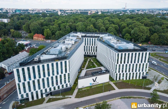 V.Offices w Krakowie