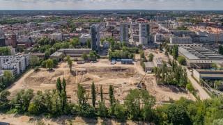 Na terenach dawnych zakładów Wiepofama powstaje osiedle Fama Jeżyce