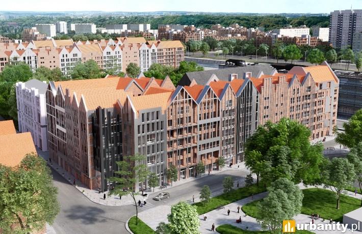 Grano Residence w Gdańsku - projekt