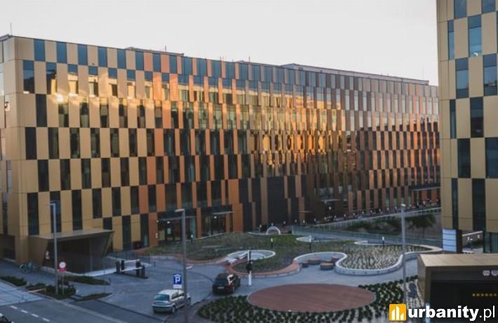 I etap kompleksu High5ive w Krakowie