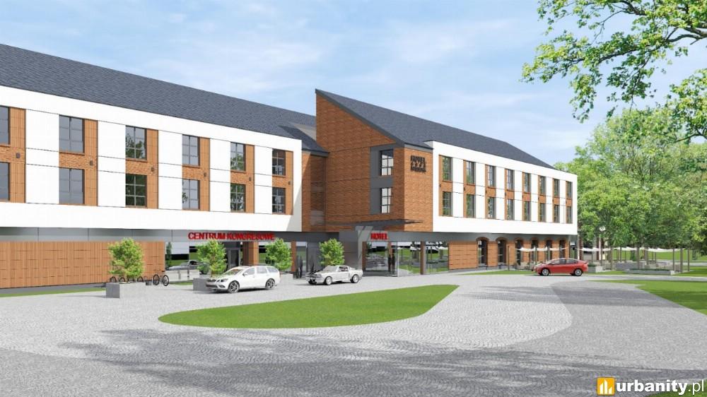W Malborku powstaje kompleks hotelowo-konferencyjny