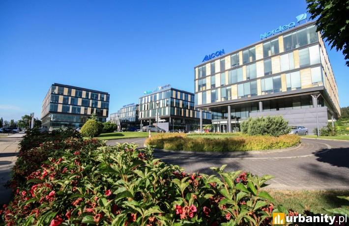 Łużycka Office Park w Gdyni