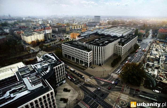 Tak wyglądał będzie biurowiec Sagittarius Business House