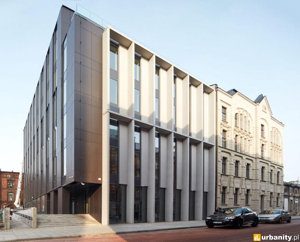 Przy Roosevelta w Łodzi powstał nowoczesny biurowiec Teal Office