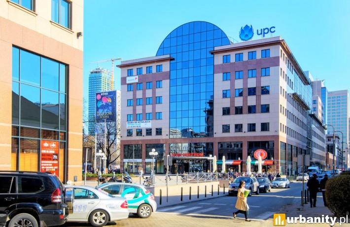 Biurowiec Atrium Centrum w Warszawie