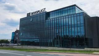 Biurowiec Oknoplast w Ochmanowie pod Krakowem