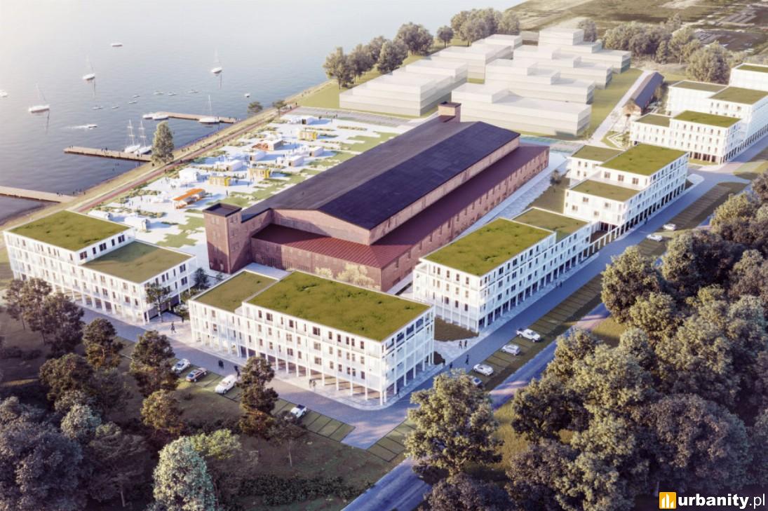 Zabytkowa baza lotnicza w Mielnie stanie się hotelem z apartamentami