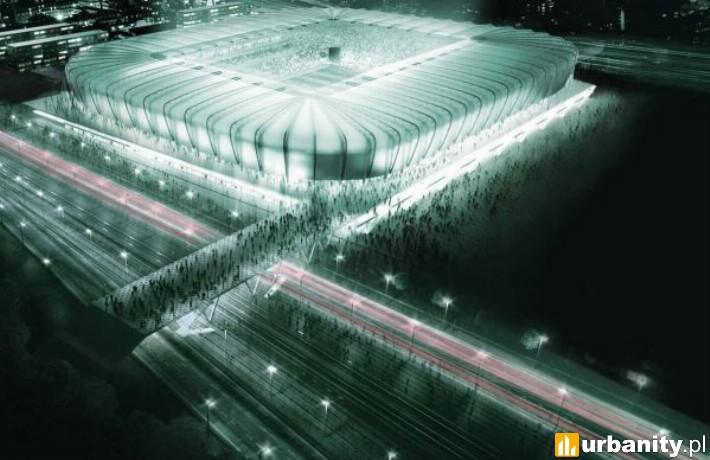 Projekt nowego stadionu