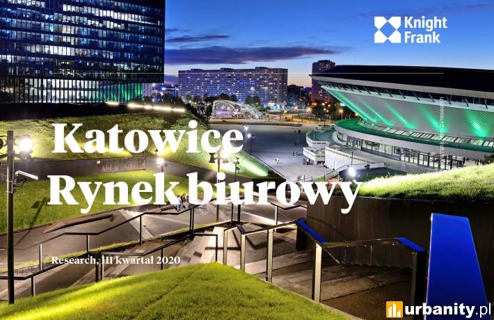Rynek biurowy Katowice