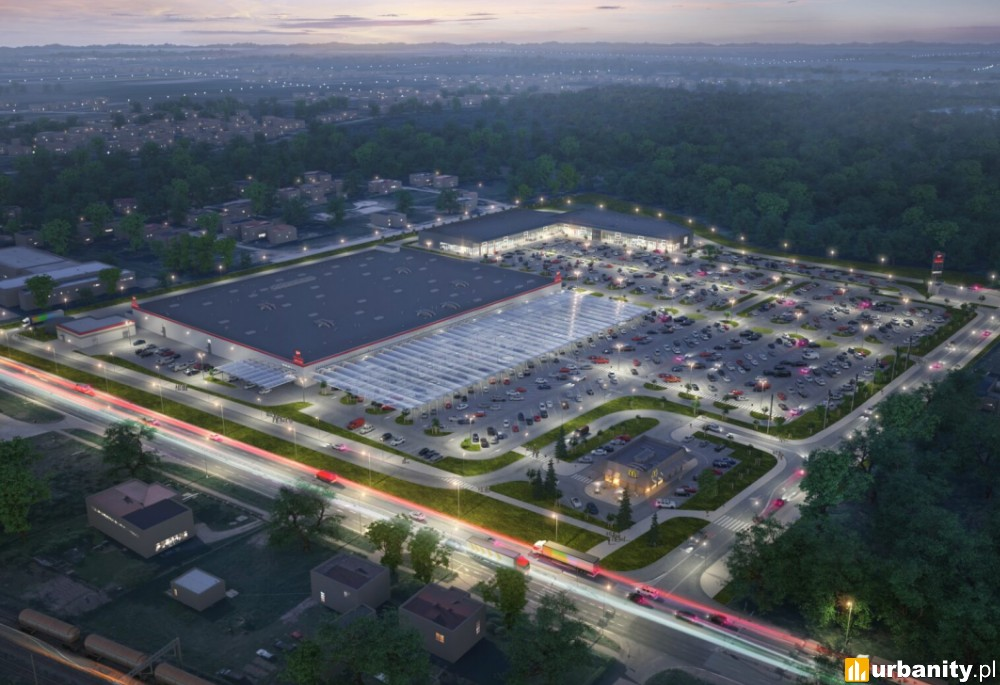 Nowy park handlowy pod Wrocławiem. Shopp.City otwarte zostanie w Długołęce