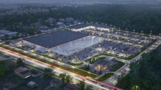 Shopp.City w Długołęce - wizualizacja