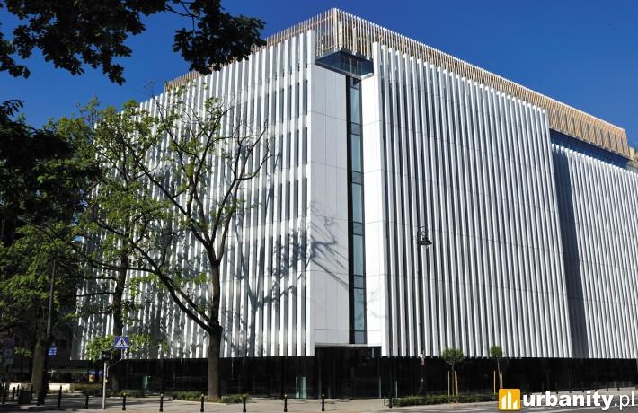 Biurowiec Szucha Premium Offices w Warszawie