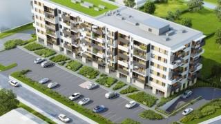 Projekt budynku Willa Wiślana w Warszawie