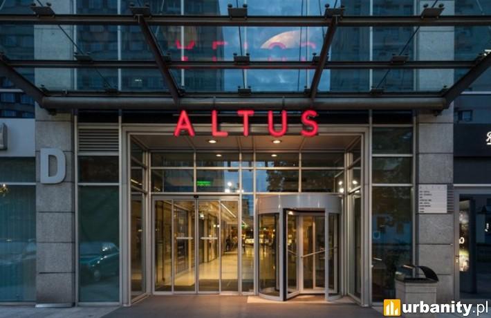 Biurowiec Altus w Katowicach