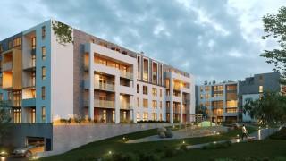 Apartamenty Poligonowa w Lublinie - wizualizacja