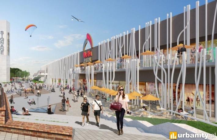 Rozbudowa galerii Nova Park zakończy się w 2020 roku