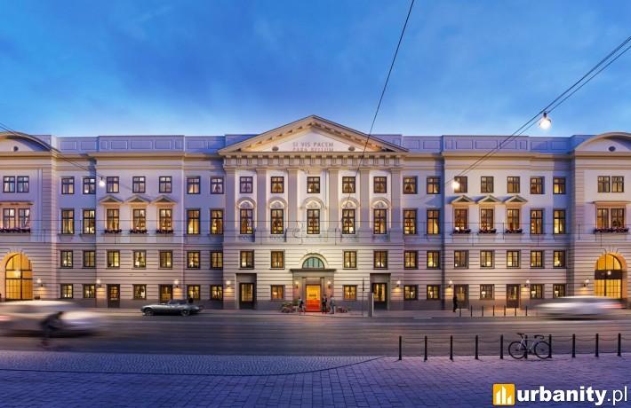 Hotel należący do do Autograph Collection Hotels powstanie w Krakowie
