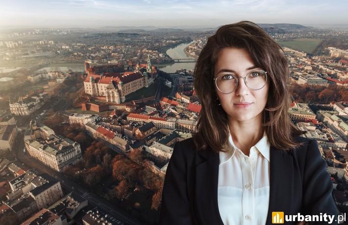 Karolina Słysz, Doradca, Business Development Coordinator w dziale reprezentacji najemców biurowych Cresa Polska