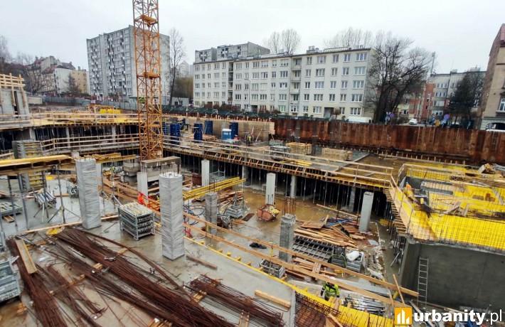 Tak wygląda postęp prac na budowie osiedla Nova Mikołowska