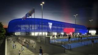 Wizualizacja nowego stadionu Górnika Zabrze