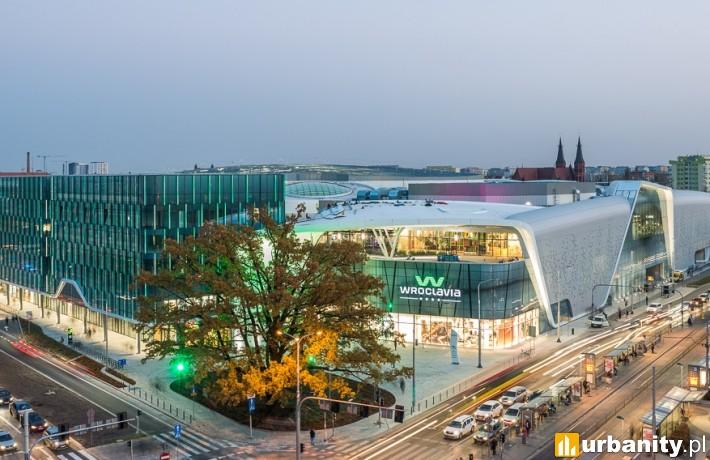 Kompleks handlowo-biurowy Wroclavia