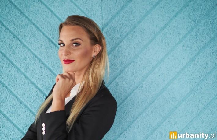 Anna Wdowiak, Starszy Konsultant w Dziale Wynajmu Powierzchni Handlowych, JLL
