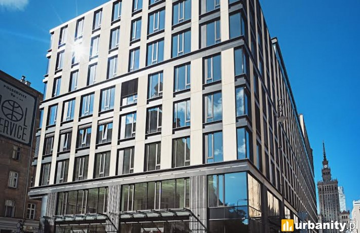 Astoria Premium Offices w Warszawie