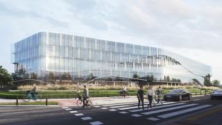 I etap kompleksu biurowego Ocean Office Park w Krakowie