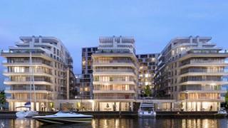 Tak wyglądał będzie kompleks apartamentowy na Kępie Parnickiej w Szczecinie