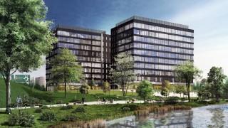Za 6 miesięcy gotowy biurowiec Arkada Business Park