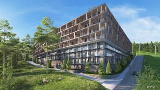 Belmonte Hotel & Resort w Krynicy-Zdrój - wizualizacja