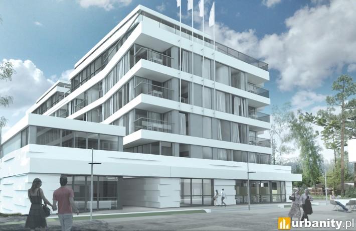 Budynek C kompleksu Dune w Mielnie