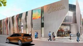 Projekt Galerii Grodova w Grodzisku Mazowieckim