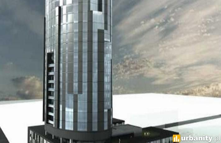 Projekt wieżowca Odra Tower