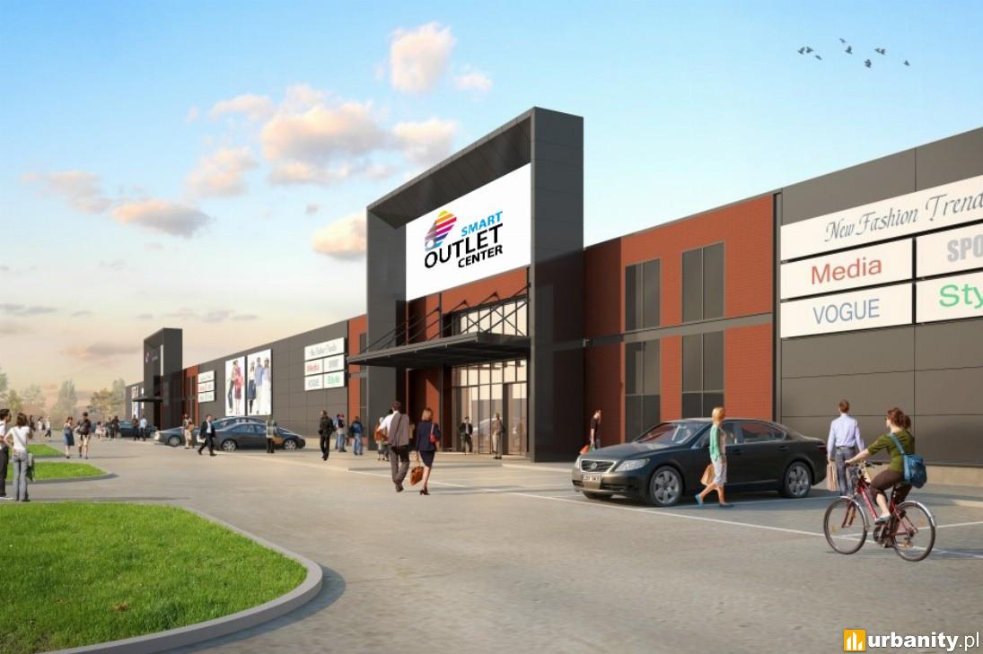 Bydgoski Outlet zmienia nazwę i podaje datę otwarcia centrum