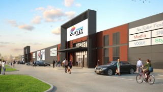 Projekt obiektu Smart Outlet Center Bydgoszcz