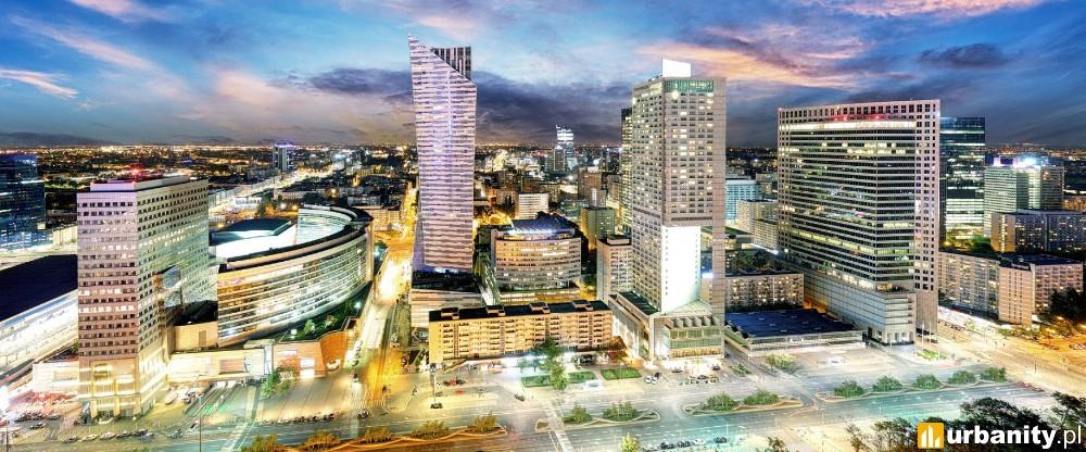 Warszawa wciąż bije rekordy w podaży i popycie biur