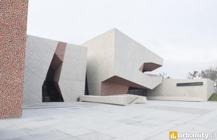 Centrum Kulturalno-Kongresowe na Jordankach