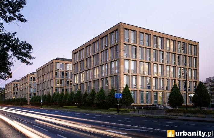 Malta Office Park w Poznaniu