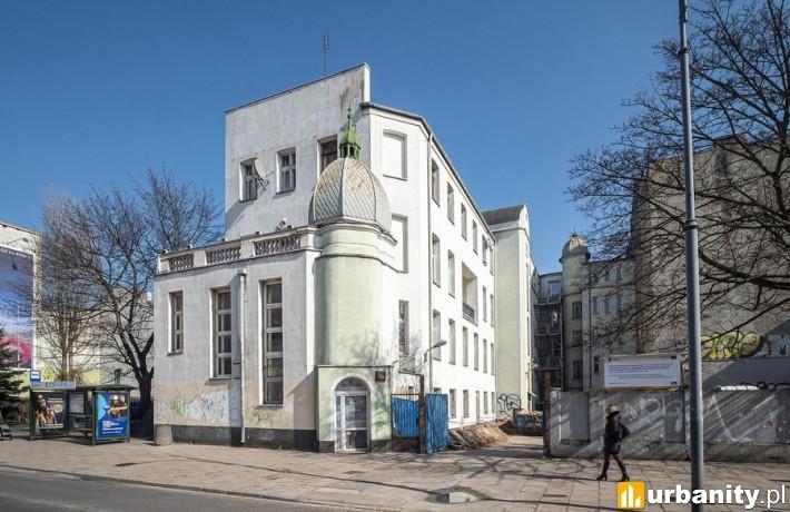 Tak obecnie wygląda budynek przy ulicy Zachodniej 56 (fot. Stefan Brajter)
