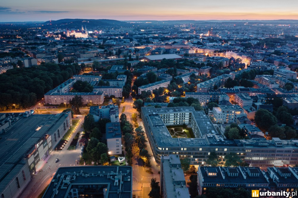 Atal buduje mieszkania w centrum Krakowa. Jaka cena?