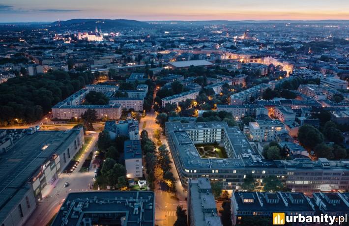 ATAL Masarska 6 Apartamenty w Krakowie - wizualizacja