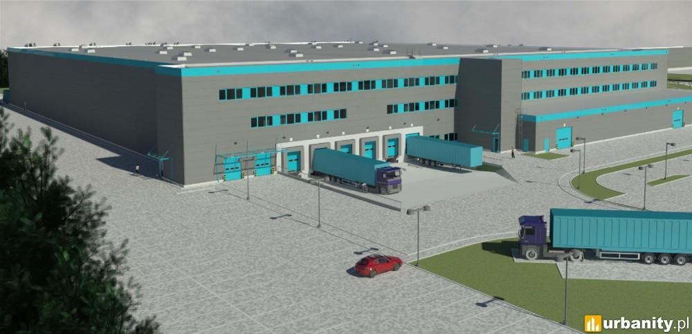 Strabag wybuduje centrum logistyczne dla NEUCA