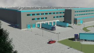 Centrum logistyczne dla NEUCA w Toruniu