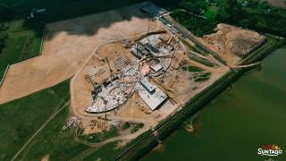 Realizacja I etapu parku wodnego Suntago Wodny Świat