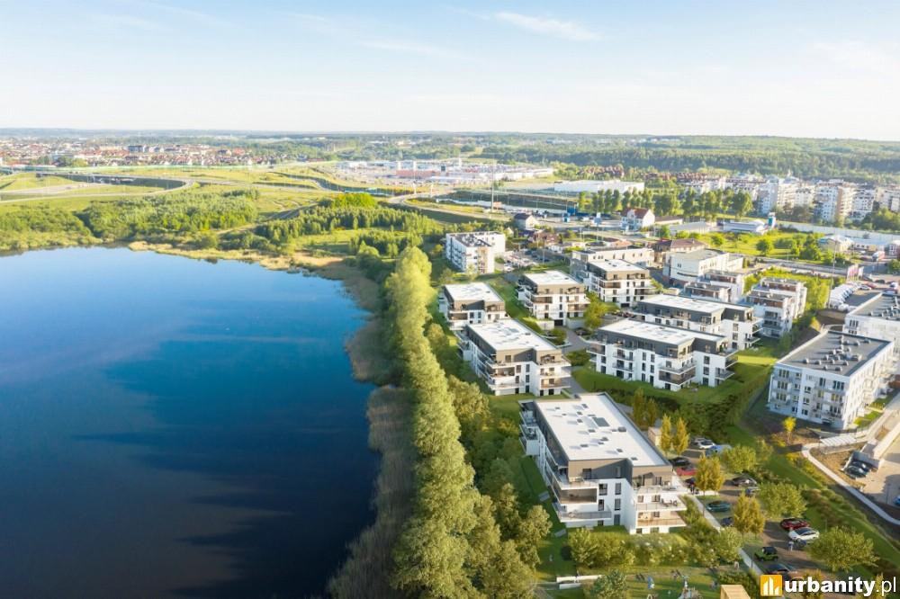 Przy jeziorze Jasień w Gdańsku powstanie osiedle mieszkaniowe