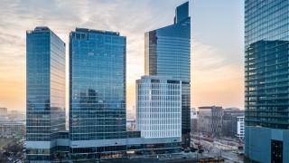 Skyliner w Warszawie