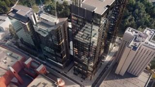 Najwyższy budynek w Poznaniu z certyfikatami. Andersia Silver zacznie piąć się w górę
